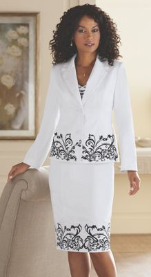 Babette Jacket Dress