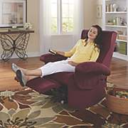 massaging recliner