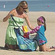 Sand-Away Beach Bag