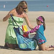 sand away beach bag