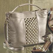 Front Glitz Bucket Bag