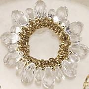briolette bracelet