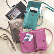 smartphone cross body bag
