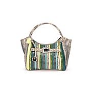 krystal striped bag by marc chantal