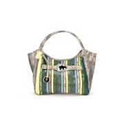 krystal striped bag by marc chantal