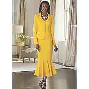 yellow tulip suit 157