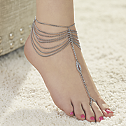 toe ankle jewelry