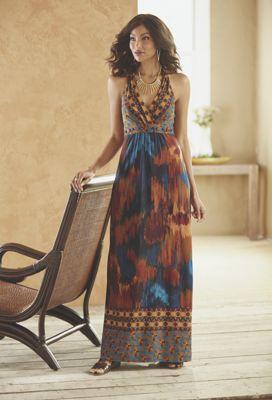 Hasana Maxi Dress