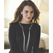 open front necklace