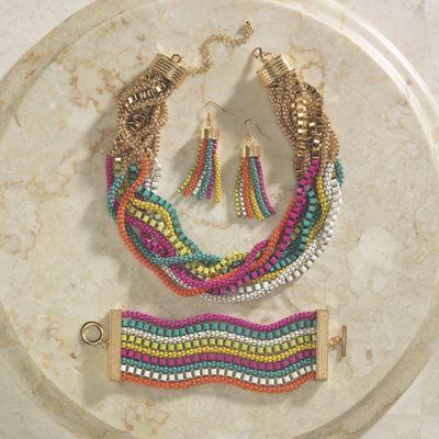 Multicolor/Strand Jewelry