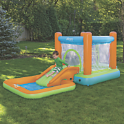 Buy all 3 AirproTech Bounce House Pool slide Combo