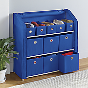 covered storage bins