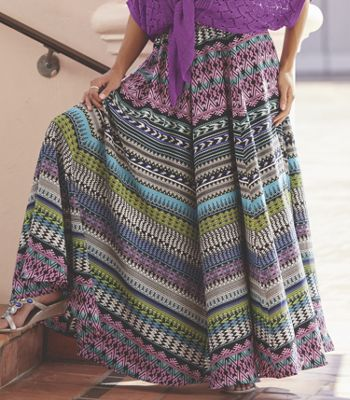 Isabella Circle Skirt by Salsa Style