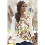 Front & Center Tunic