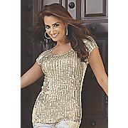 golden disc sweater 3