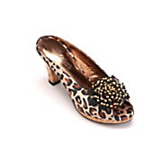 Animal Print Slide by Midnight Velvet
