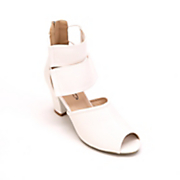 Double Ankle Strap Shoe by Midnight Velvet