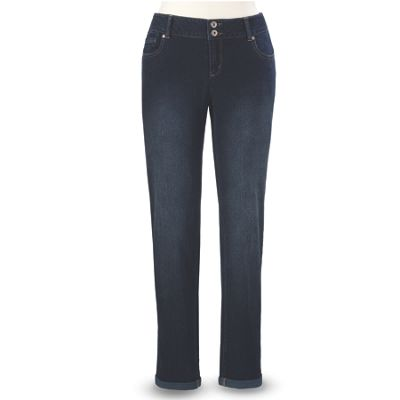 Modern Booty Crop Jean