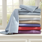 ginny s brand 600 thread count cotton blend sateen sheet set