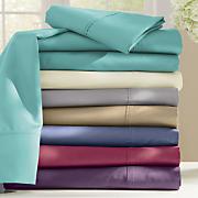 ginny s brand 600 thread count cotton blend sateen sheet set