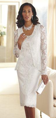 Allison Jacket Dress