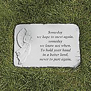 someday memorial stone