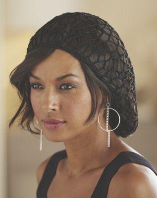 Crochet Hair Snood