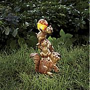 solar squirrel family