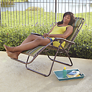 outdoor reclining chair