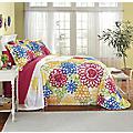 Summer Garden Chenille Bedspread