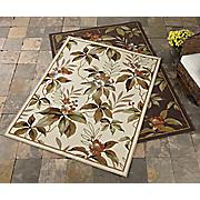 botanical indoor outdoor rug