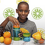 Kid Zinger Water Bottle Juice Maker