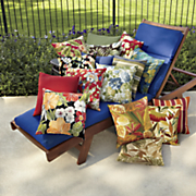 Outdoor Cushions in New Colors and Patterns!