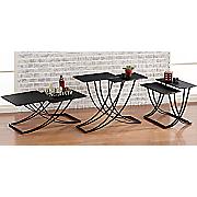 Double Swoop Tables