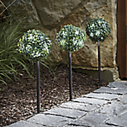 3 pc topiary stakes