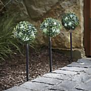 3 pc topiary stakes