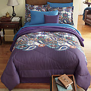 Marrakesh Comforter Set and Window Treatments