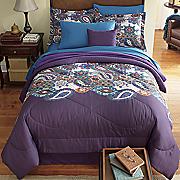 Marrakesh Comforter Set and Window Treatments