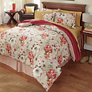 Arianna Comforter Set & Window Treatments