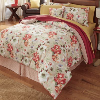 Arianna Comforter Set & Window Treatments