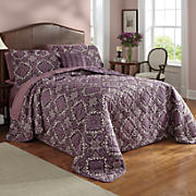 Orleans Bedspread Set & Window Treatments