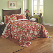 Selina Bedspread Set & Window Treatments