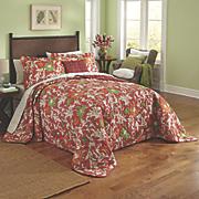 Selina Bedspread Set & Window Treatments
