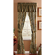 safari bedspread set window treatments