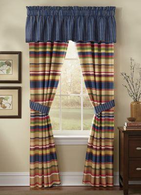 Wingate Stripe Window Treatments