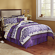 Calais Complete Bed Set & Window Treatments