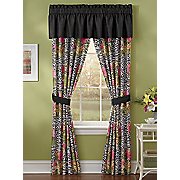 tropical paradise complete bed set window treatments