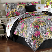 Tropical Paradise Complete Bed Set & Window Treatments