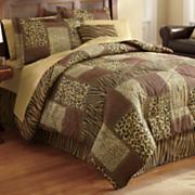 Nairobi Complete Bed Set & Window Treatments