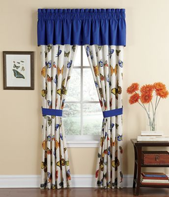 Butterfly Paradise Window Treatments